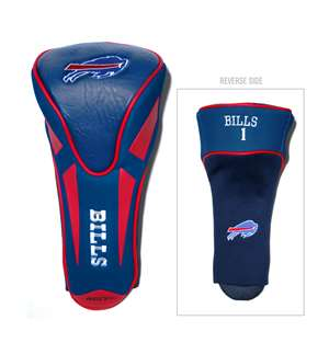 Buffalo Bills  Single Apex Golf Club Driver Head Cover