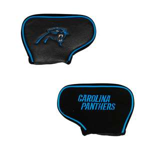 Carolina Panthers Golf Blade Putter Cover