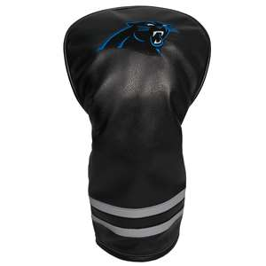 Carolina Panthers Golf Vintage Driver Headcover 30411
