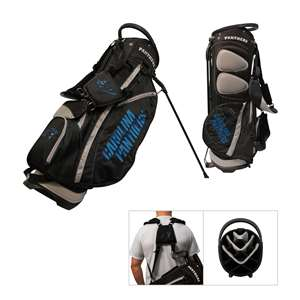 Carolina Panthers Golf Fairway Stand Bag