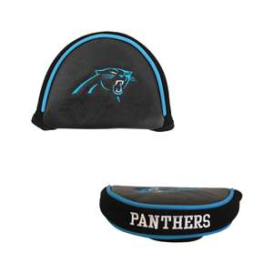 Carolina Panthers Golf Mallet Putter Cover 30431