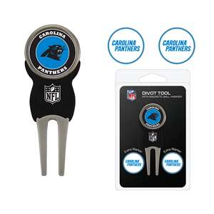 Carolina Panthers Golf Signature Divot Tool Pack
