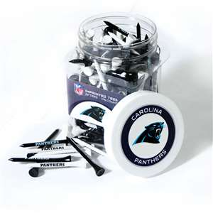 Carolina Panthers Golf 175 Tee Jar