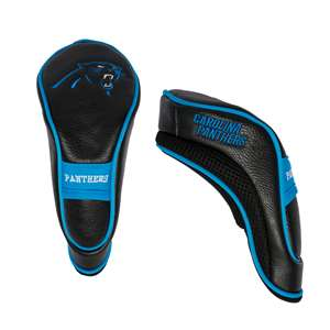 Carolina Panthers Golf Hybrid Headcover