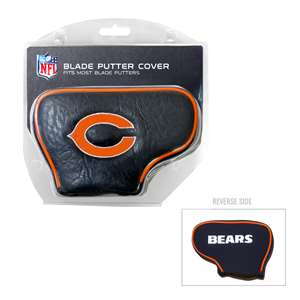 Chicago Bears Golf Blade Putter Cover