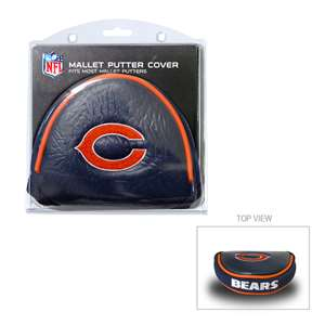 Chicago Bears Golf Mallet Putter Cover