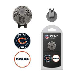 Chicago Bears Golf Cap Clip Pack