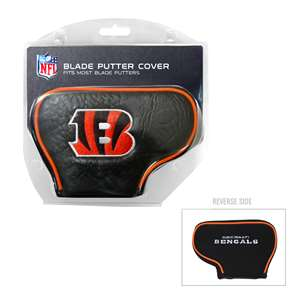 Cincinnati Bengals Golf Blade Putter Cover
