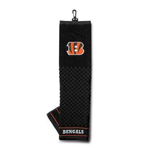 Cincinnati Bengals Golf Embroidered Towel