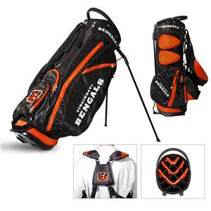 Cincinnati Bengals Golf Fairway Stand Bag