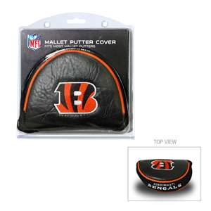 Cincinnati Bengals Golf Mallet Putter Cover 30631