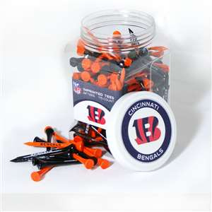 Cincinnati Bengals Golf 175 Tee Jar 30651