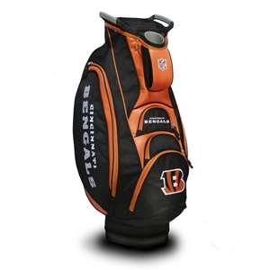 Cincinnati Bengals Golf Victory Cart Bag