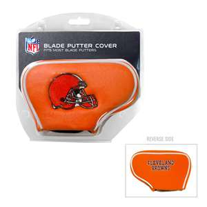 Cleveland Browns Golf Blade Putter Cover