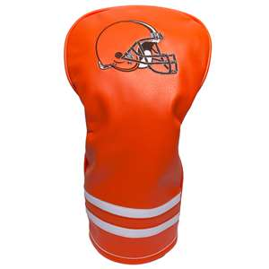 Cleveland Browns Golf Vintage Driver Headcover 30711