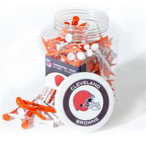 Cleveland Browns Golf 175 Tee Jar 30751