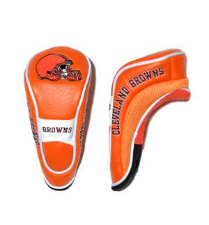Cleveland Browns Golf Hybrid Headcover