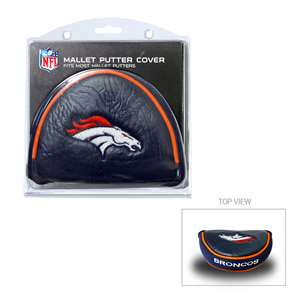 Denver Broncos Golf Mallet Putter Cover
