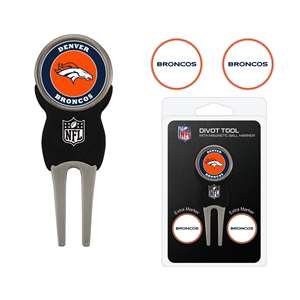 Denver Broncos Golf Signature Divot Tool Pack