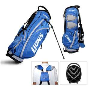 Detroit Lions Golf Fairway Stand Bag