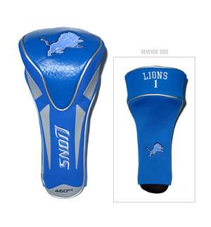 DETROIT LIONS Golf Club Single Apex Headcover