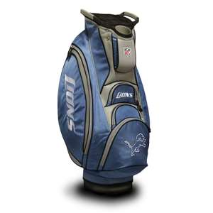 Detroit Lions Golf Victory Cart Bag