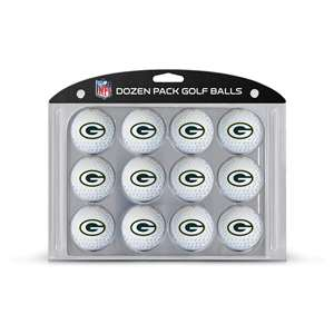 Green Bay Packers Golf Dozen Ball Pack 31003