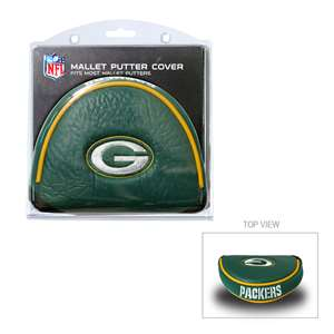 Green Bay Packers Golf Mallet Putter Cover 31031