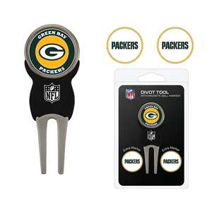 Green Bay Packers Golf Signature Divot Tool Pack  31045