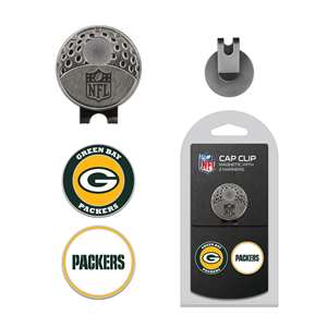 Green Bay Packers Golf Cap Clip Pack 31047