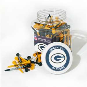 Green Bay Packers Golf 175 Tee Jar 31051