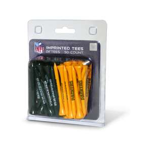 Green Bay Packers Golf 50 Tee Pack 31055