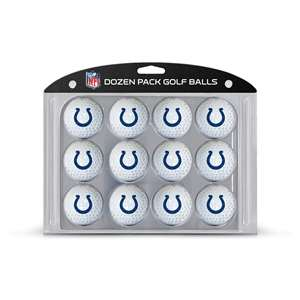Indianapolis Colts Golf Dozen Ball Pack 31203