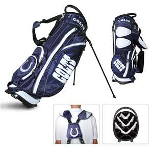INDIANAPOLIS COLTS Golf FAIRWAY STAND BAG