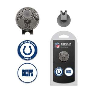 Indianapolis Colts Golf Cap Clip Pack 31247