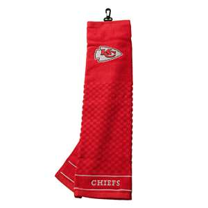 Kansas City Chiefs Golf Embroidered Towel 31410