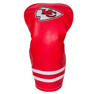 Kansas City Chiefs  Vintage Single Golf Club Headcover