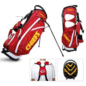 KANSAS CITY CHIEFS Golf FAIRWAY STAND BAG