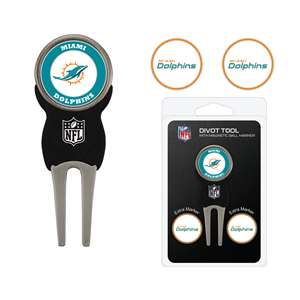 Miami Dolphins Golf Signature Divot Tool Pack
