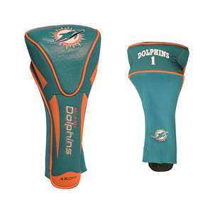 MIAMI DOLPHINS Golf Club Single Apex Headcover