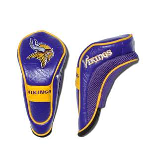 Minnesota Vikings Golf Hybrid Headcover