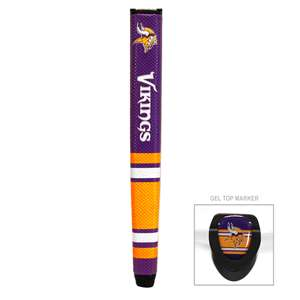 Minnesota Vikings Golf Putter Grip