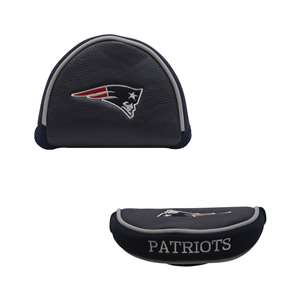 New England Patriots Golf Mallet Putter Cover