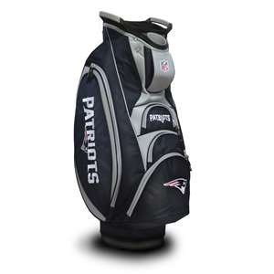 New England Patriots Golf Victory Cart Bag