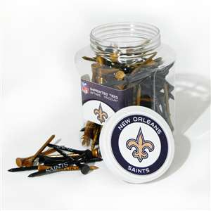 New Orleans Saints Golf 175 Tee Jar