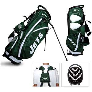 New York Jets Golf Fairway Stand Bag