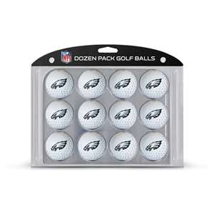 Philadelphia Eagles Golf Dozen Ball Pack