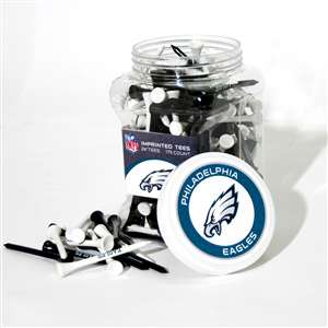 Philadelphia Eagles Golf 175 Tee Jar
