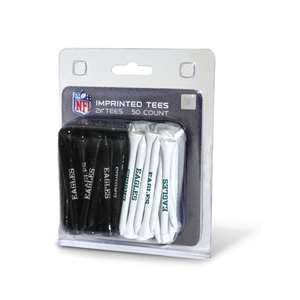 Philadelphia Eagles Golf 50 Tee Pack