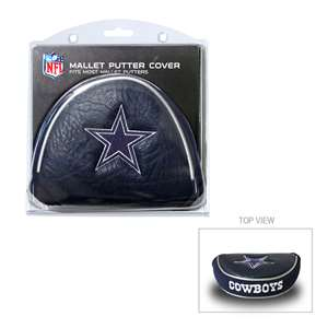 Dallas Cowboys Golf Mallet Putter Cover